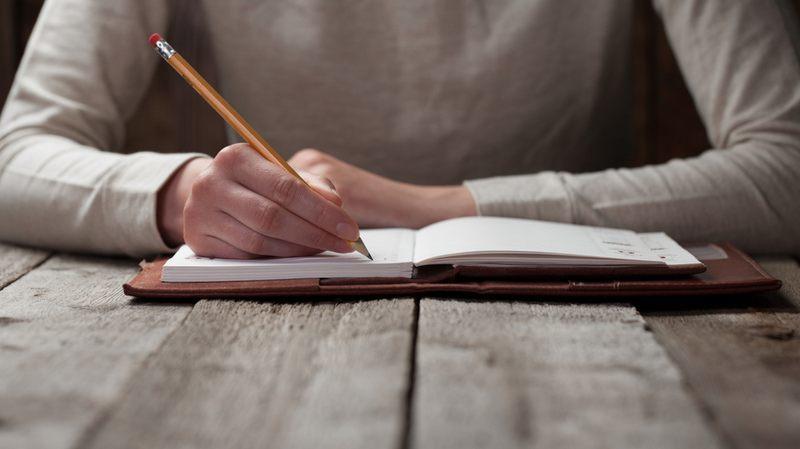 Selbstzweifel überwinden mit Tagebuch