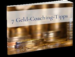 7 Geld-Coaching-Tipps